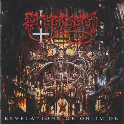 POSSESSED - REVELATIONS OF OBLIVION (2019) Thrash Death Metal CD +FREE GIFT