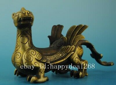 china Tibet old copper Hand Made Thousand-Hand Kwan-yin statue e01