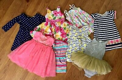 Size 2 Girls Clothes Bulk Lot GC