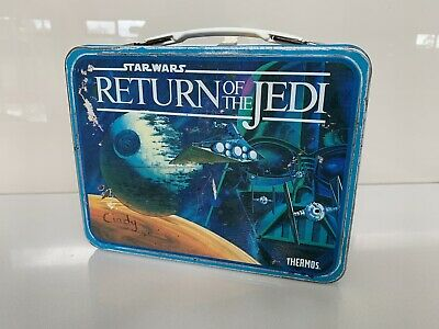 Return Of The Jedi Vintage Lunchbox Tin