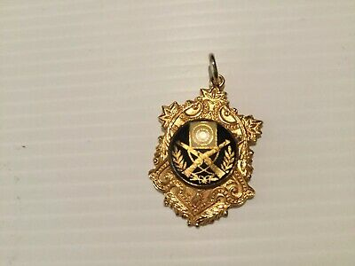 Collectable Vintage Rifle Club Badge ( 1970s ) Stokes Melb