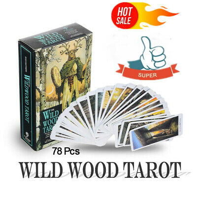 The Most popular Tarot Deck 78 Cards Set - Fortune Telling Cards Games HOT
