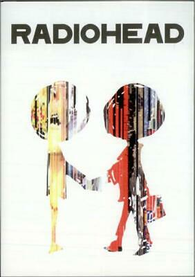 The Best Of + 2 Japaneses bookle... Radiohead UK 2 CD  (Double CD) promo