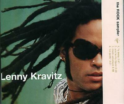 "Lenny Kravitz The Rock Sampler USA CD single (CD5 / 5"") promo DPRO-13143"