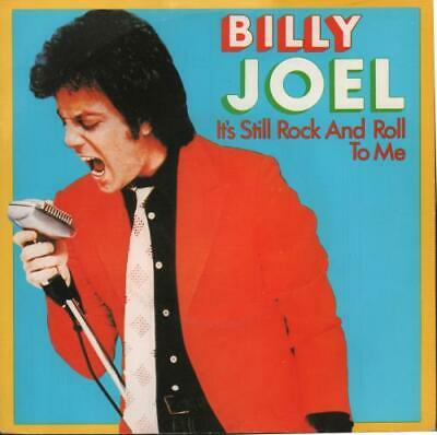 "It's Still Rock And Roll To Me ... Billy Joel 7""  record UK promo"