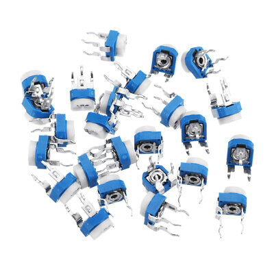 60pcs RM065 10K Ohm Trimpot Trimmer Potentiometer Variable Resistor