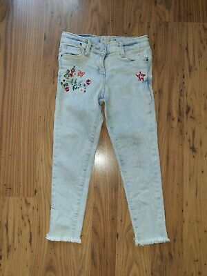 Girls Next Denim jeans trousers 7 years