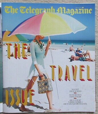 The Travel Issue - Telegraph magazine – 9 February 2019