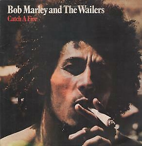 BOB MARLEY AND THE WAILERS Catch A Fire LP VINYL 9 Track Reissue (ilps9241) UK