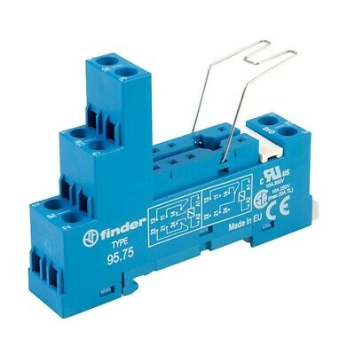 Finder 95.75SMA Relay 40.52 40.61 Series Socket Type 95.75