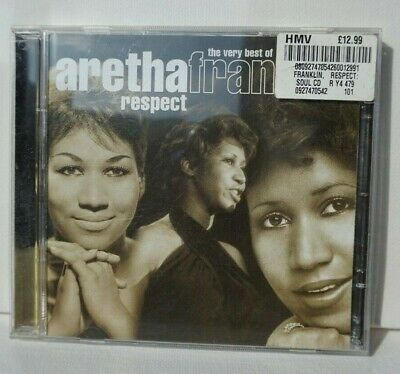 Aretha Franklin - Respect (The Very Best of) 2002 2 cd collection