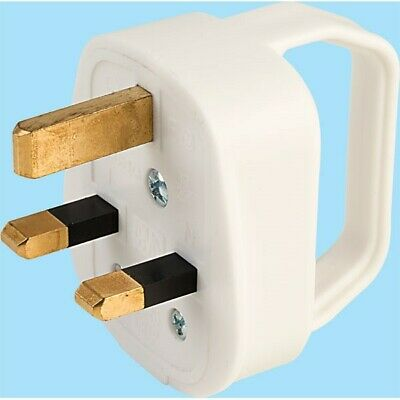 Lyvia 1650 Easy Pull 13A Fused Plug with Handle