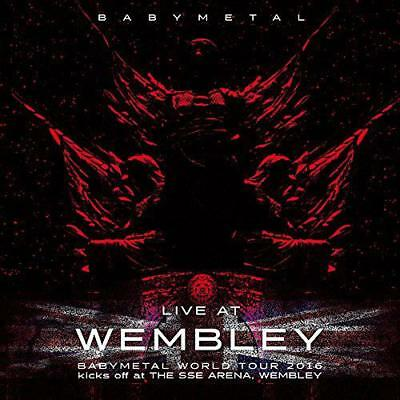 Live At Wembley, BABYMETAL, Audio CD, New, FREE & FAST Delivery