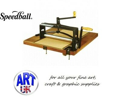 Speedball Printmaster® Press for Block, Lino & Etching Printing