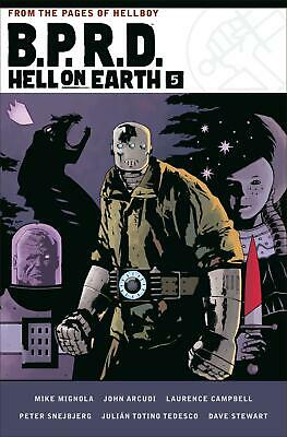 B.P.R.D. Hell on Earth Volume 5 | Mike Mignola |  9781506708157