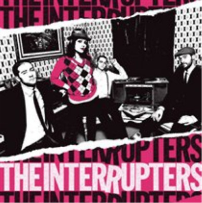 The Interrupters-The Interrupters (UK IMPORT) CD NEW