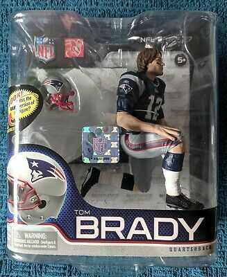 New Tom Brady McFarlane NFL Series 27 Figure New England Patriots