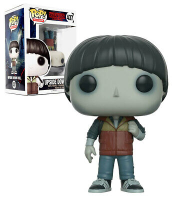 Funko POP! Stranger Things Will Upside Down 437 Exclusive ** NEUF **