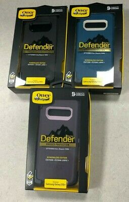 Samsung Galaxy S10+ (PLUS) Otterbox Defender Case BRAND NEW Authentic