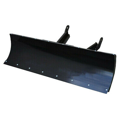 72 inch Textron Stampede Snow Plow Kit including a UTV Winch