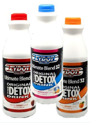 Zydot Ultimate Blend Detox 1 Hour Advanced Formula - 32 oz (946ml) - up to 100kg