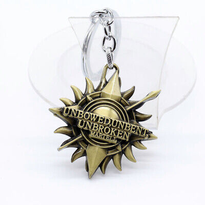 Game of Thrones Metal Keyring Keychain 209