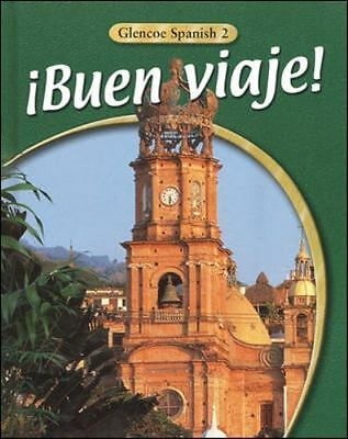 ¡Buen viaje! Level 2, Student Edition (GLENCOE SPANISH), McGraw-Hill Education,