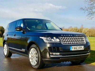 2014 Land Rover Range Rover 3.0 TD V6 Vogue SUV 5dr Diesel Automatic 4X4 (s/s)