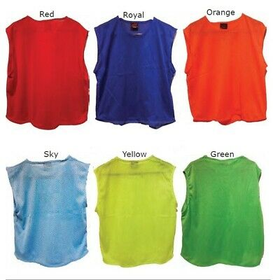 DON Football Bibs - THE ULTIMATE PRO TRAINING BIBS (All Sizes and Colours)