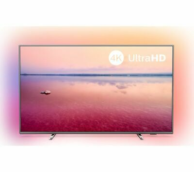 "PHILIPS Ambilight 55PUS6754/12 55"" Smart 4K Ultra HD HDR LED TV - Currys"