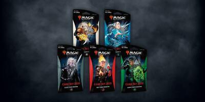 Mazzo  Vivien Magic The Gathering Set Base 2020 + 10 Buste Set Base 2020