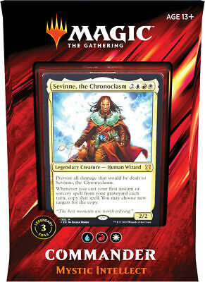 Commander 2019 Deck: Mystic Intellect