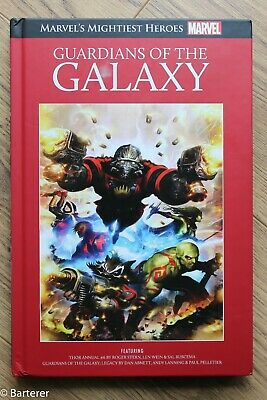 Guardians of The Galaxy Marvels Mightiest Heroes Graphic Novel #19 Comics Books