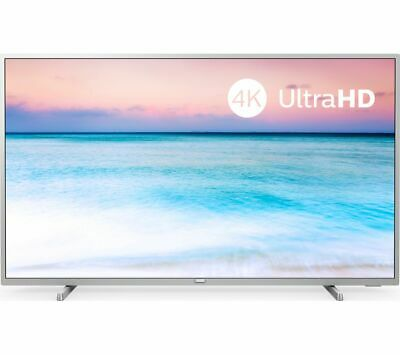 "PHILIPS 50PUS6554/12 50"" Smart 4K Ultra HD HDR LED TV - Currys"
