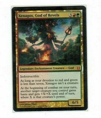 Xenagos, God of Revels Magic the Gathering MTG card NM Condition