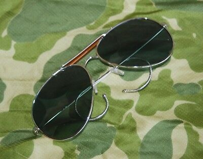 WW2 Reproduction US Glasses, Flying Sun.  Army Air Corps Style