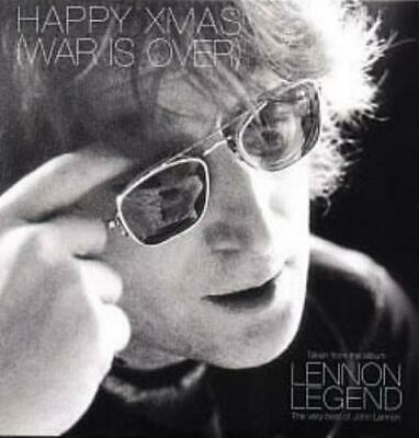 "John Lennon Happy Xmas War Is Over UK CD single (CD5 / 5"") promo IMAGINE002"