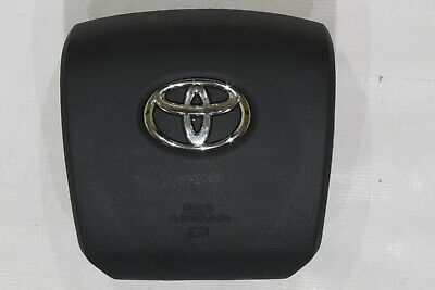 2014 2015 2016 17 2018 Toyota Tundra Driver Wheel Airbag Scuffs & Scratches Oem