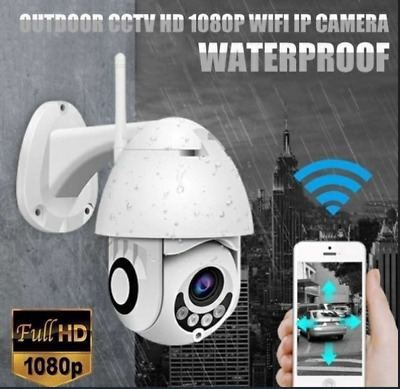 IP Camera WiFi Speed Dome CCTV IR Camera Outdoor Security