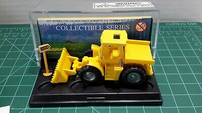 HO Scale Boley Farm Series 'Front End Loader Tractor' Yellow NEW !!NO RESERVE!!