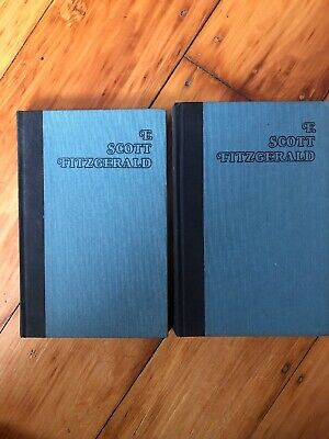 The Great Gatsby 1953 Ed. & This Side Of Paradise 1948 Ed. F Scott Fitzgerald