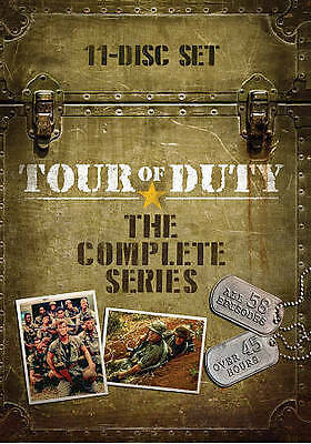 Tour Of Duty: The Complete Series