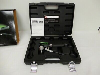 Hilmor Compact Swage Tool 1839025 (Handle Only, No Expander Heads Included)