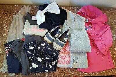 Baby Girls Size 0 6-12 Month Bundle Alex And Ant Bonds Cotton On