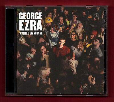 GEORGE EZRA - Wanted On Voyage (2014 12 trk CD album)