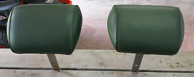Headrest For 70 S Gm Bucket Or Bench Seats Original One Pair