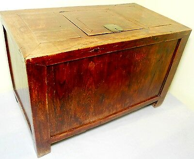 Antique Chinese Ming Treasure Trunk (2660), Circa 1800-1849