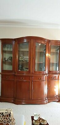 Italian STYLE sideboard genuine wood, one owner, made in Italy