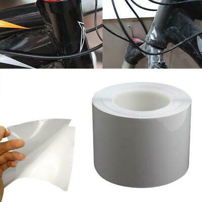 100cm PVC Mountain Bike Bicycle Frame Protector Transparent Protection Tape Film