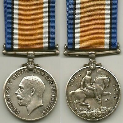Wwi Bwm To 8Th Amc Sgt - Died Accidental Injuries - London